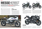 Die Intermot-Neuheiten von BMW, Kawasaki, Honda, Suzuki, Yamaha, KTM, Triumph und Ducati