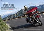 Mit Vierventil-Köpfen: neuer Harley-Davidson-Milwaukee-Eight-Motor in den Touring-Modellen