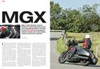 """Schwergewicht von Moto Guzzi: MGX-21 """"Flying Foretress"""" im Test"""