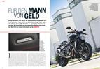 R wie rasant: Ducati Monster 1200 R im Test