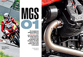 Nur 133 Stück gebaut: Moto Guzzi-Racer MGS-01
