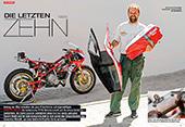 Moretti-Ducati TT F1: limitierte Neuauflage des Fahrwerkskits