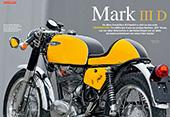 Bildschönes Klassik-Sportmotorrad: Ducati 350 Mark III Desmo