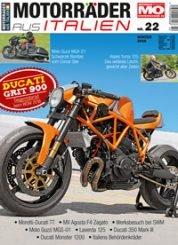 iMotorräder aus Italien Ausgabe 22
