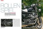 Moto Guzzi zur klassischen California mit moderner Technik umgebaut
