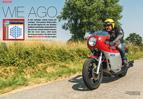 MV Agusta 750 Speziale: auf Giacomo Agostinis Reifenspuren