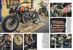 neueste Trends von der Motor Bike Expo, der führenden Custombike-Messe in Verona