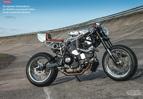 Turbo-Ducati 900 SS in extravagantem Kleid