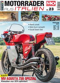 iMotorräder aus Italien Ausgabe 23