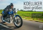 Koelliker-Triumph Trident: authentischer Cafe Racer aus den frühen Siebzigern