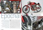 Moto Morini 175 Bialbero: rarer Werksrenner