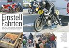 Einstellfahrten Ingolstadt: Einroll-Auftakt mitten im Industriegebiet