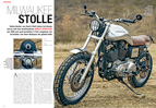 Harley-Davidson Sportster 1200: uriger Scrambler von Rock'n'Roll Cycles