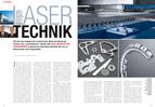 Laser-Blechfertigung: Wunschteile per Mausklick herstellen lassen