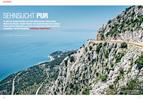 Traumstraße des Monats: Jadranska Magistrala am kroatischen Mittelmeer