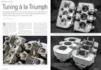 Triumph Trident Racing: Gary Nixons Werksmotor auf dem Oldtimermarkt aufgestöbert