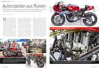 Moto Martin-Honda CB 970: komplett wieder aufgebaut