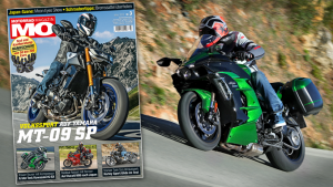 Motorrad Magazin MO 3/2018