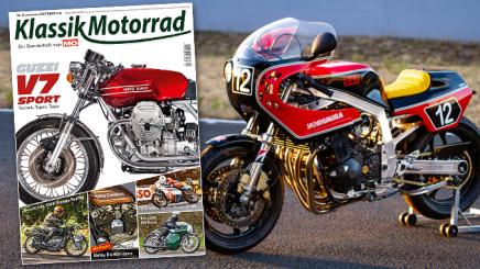 Klassik Motorrad 5/2018