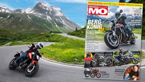 Motorrad Magazin MO 8-2018