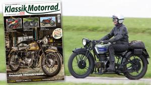 Klassik Motorrad 6/2018