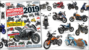 Motorrad Jahrbuch 2019