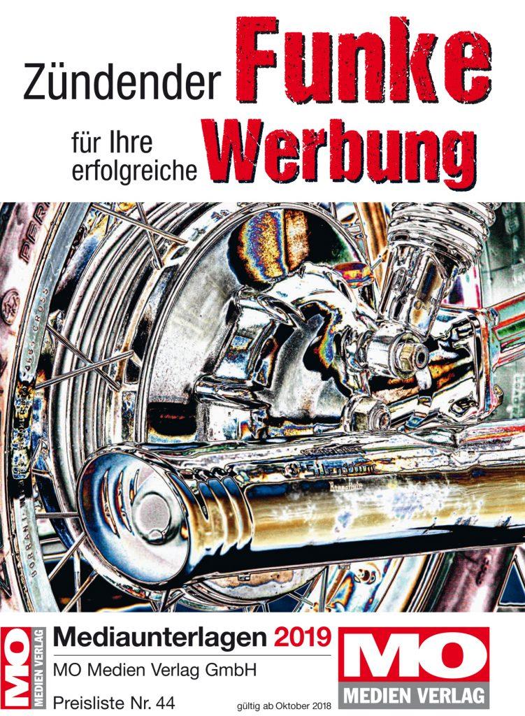 MO Medien Verlag Mediadaten 2019