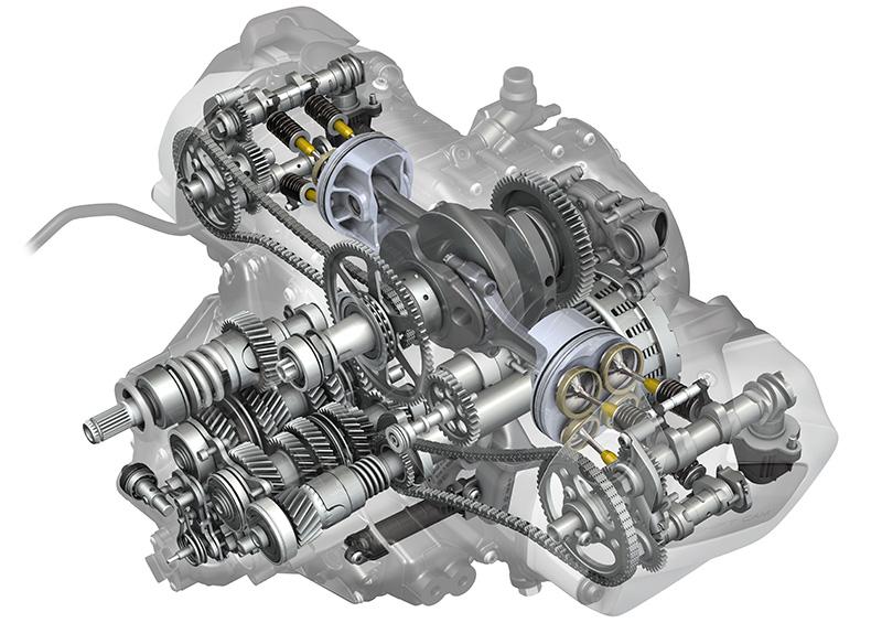 BMW 1250er-Boxermotor