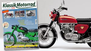 Klassik Motorrad 1/2019