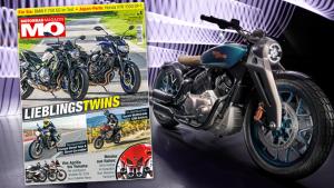 Motorrad Magazin MO 1/2019