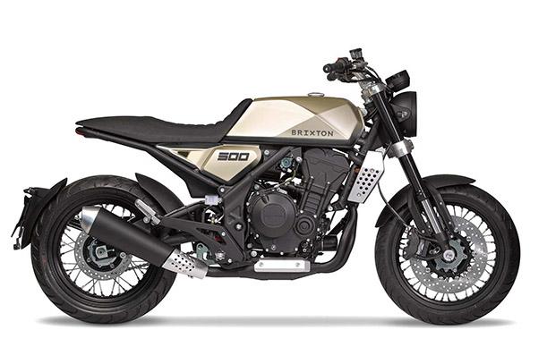 Brixton BX500 Concept