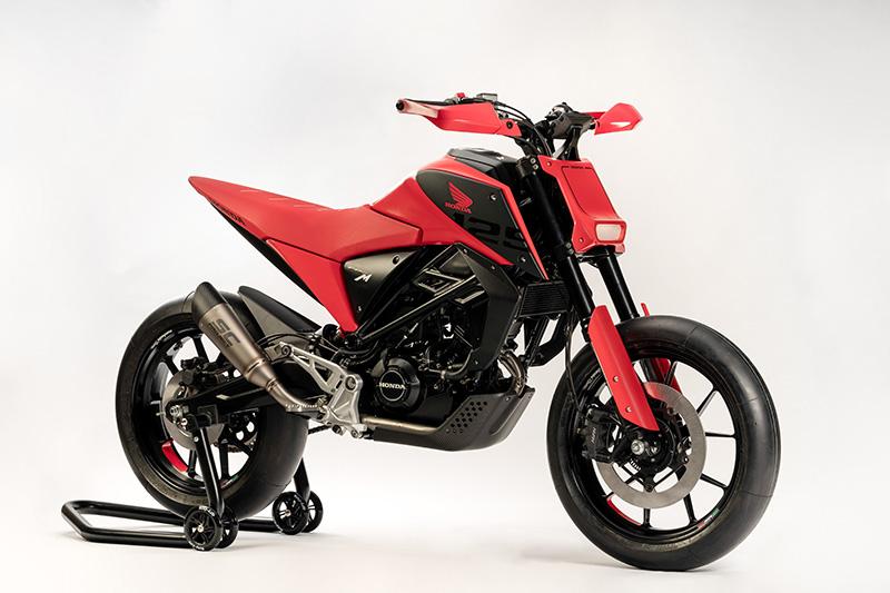 Honda CB 125M Concept