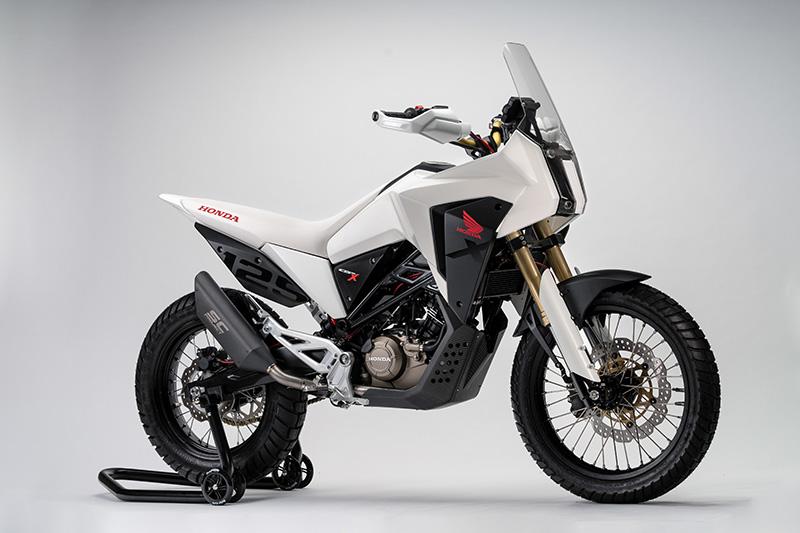Honda CB 125X Concept