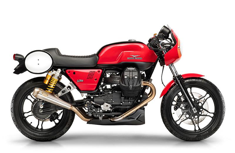 Moto Guzzi V7 III Stone Fast Endurance Trophy