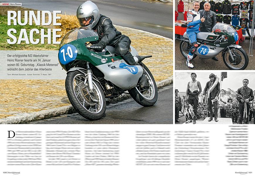 Klassik Motorrad 2 2019 Motorrad Magazin Mo