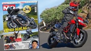 Motorrad Magazin MO 3/2019