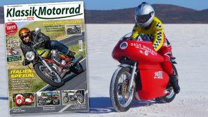 Klassik Motorrad 4-2019