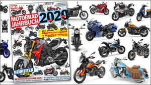 Motorrad Jahrbuch 2020