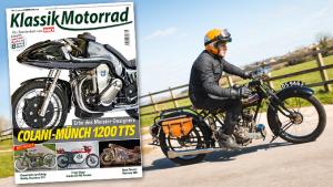 Klassik Motorrad 1/2020