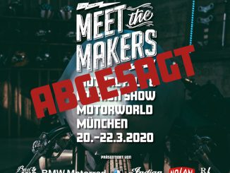 Meet The Makers Absage