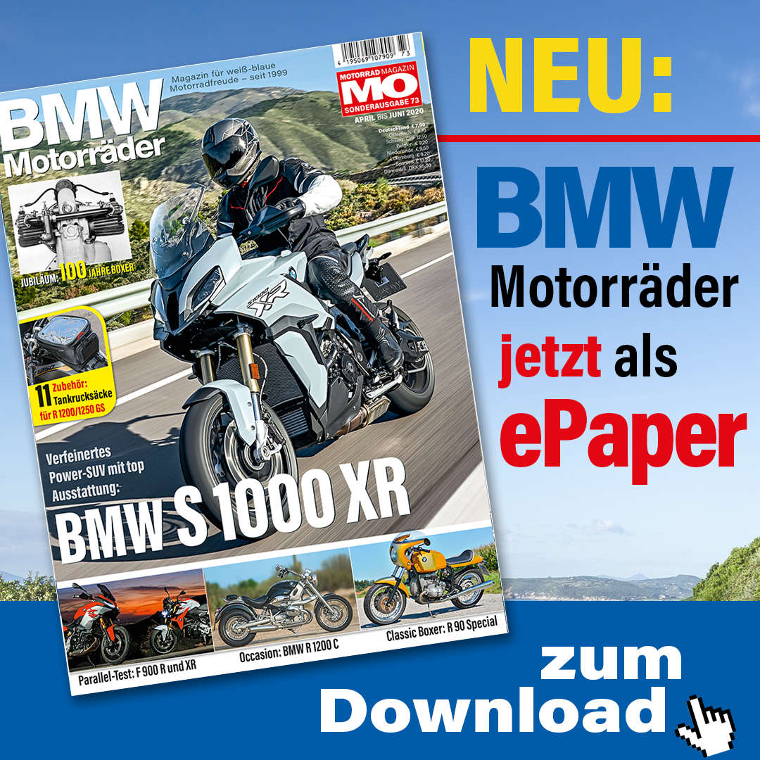 BMW Motorräder Nr. 73