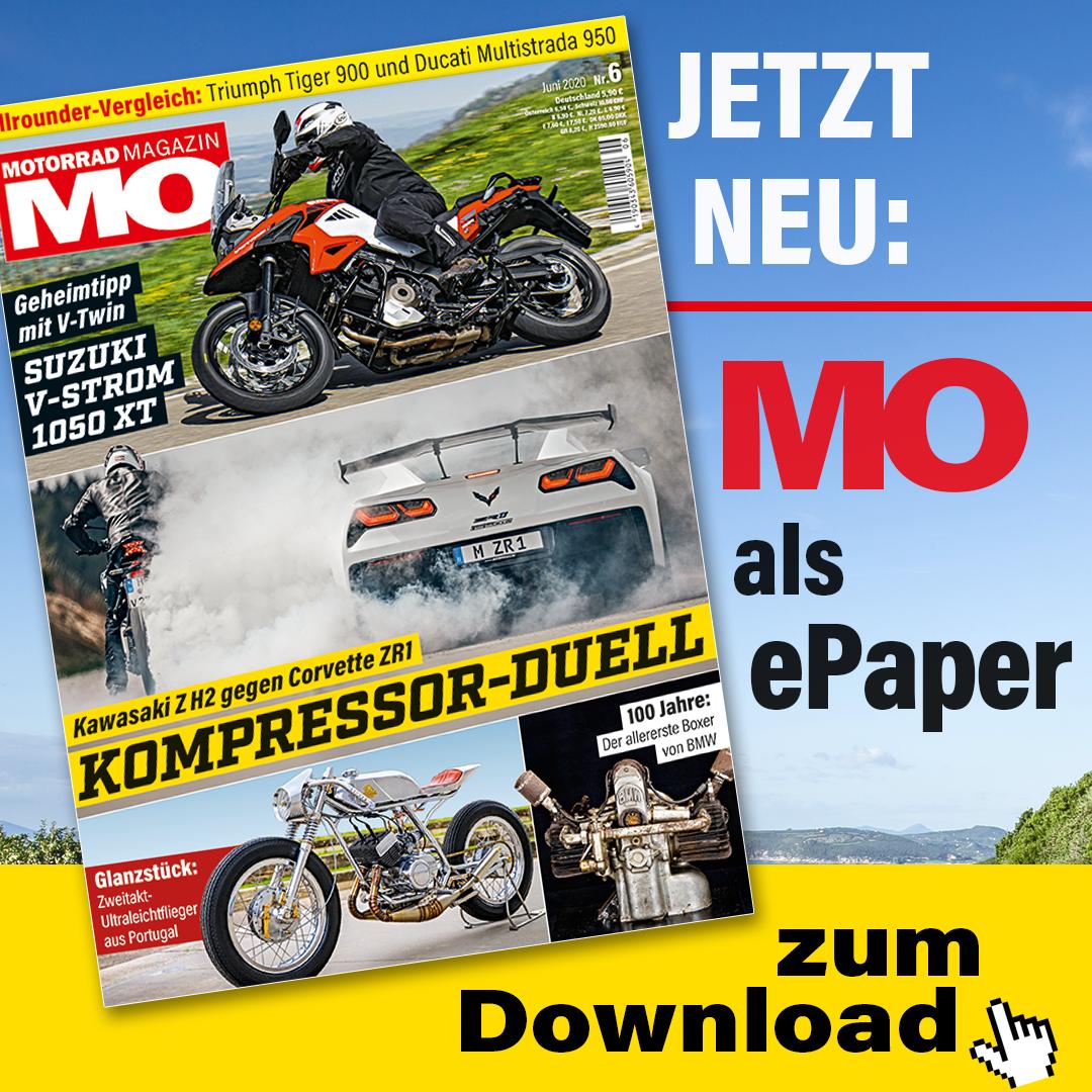 ePaper Motorrad Magazin MO 6/2020