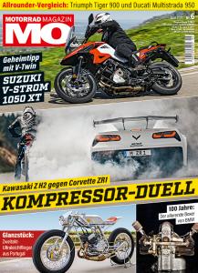 Motorrad Magazin MO 6-2020