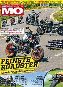 Motorrad Magazin MO 7-2020