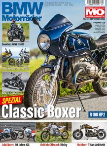 BMW Motorräder Ausgabe 74