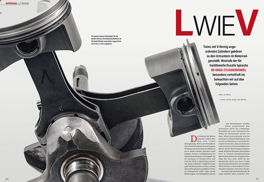 Die Liebe zum L-Twin — was den Zweizylinder in der L-Stellung so attraktiv macht