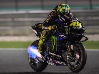 Valentino Rossi kann im Juli wieder Gas geben
