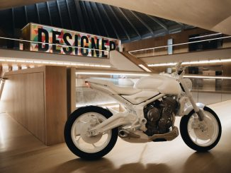 Triumph Trident-Prototype