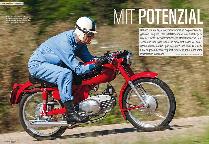 Motobi Ardizio Sport: 125er mit riesigem Potenzial