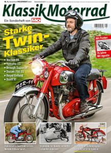 Klassik Motorrad 6-2020